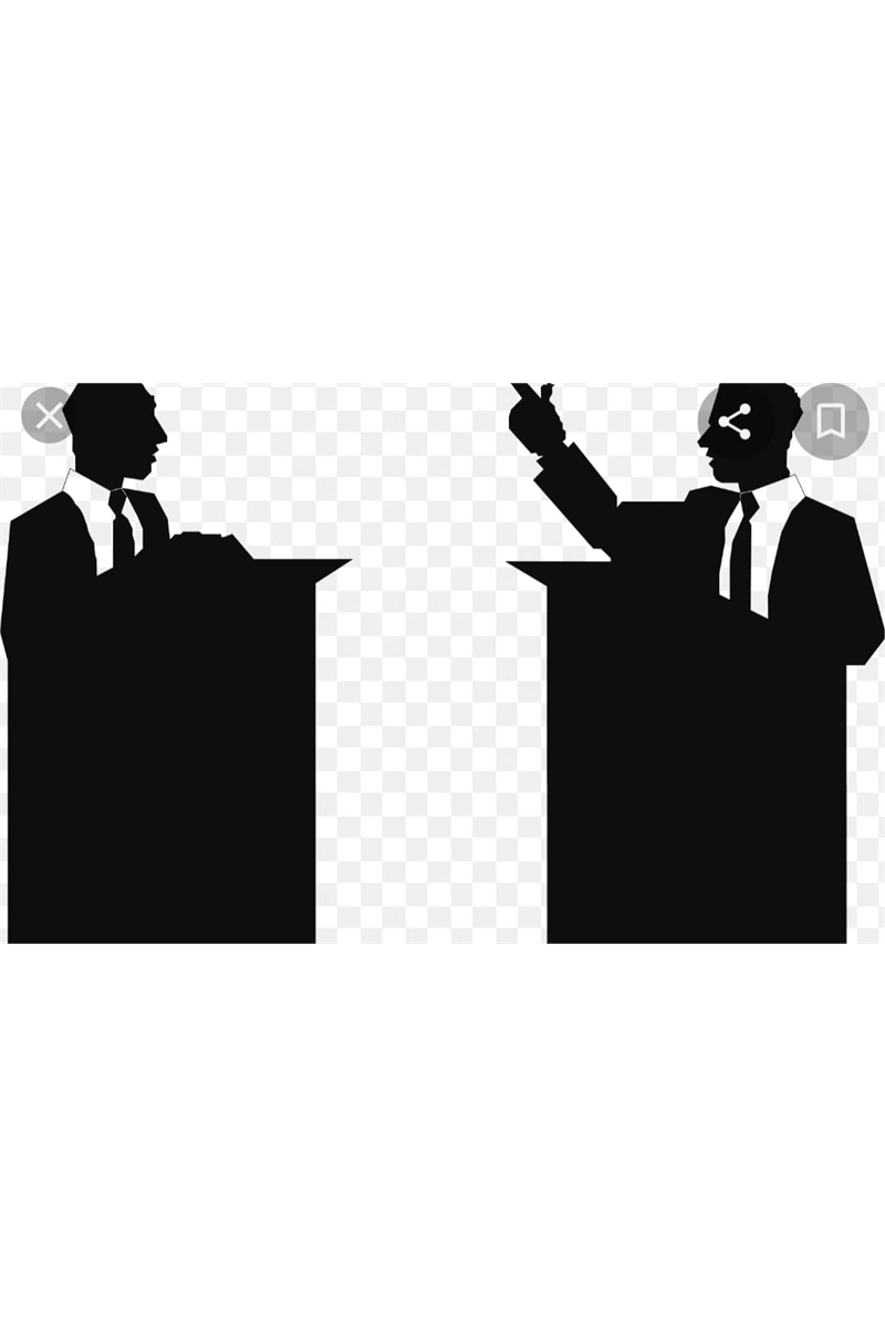 Debating Society weekly debate
