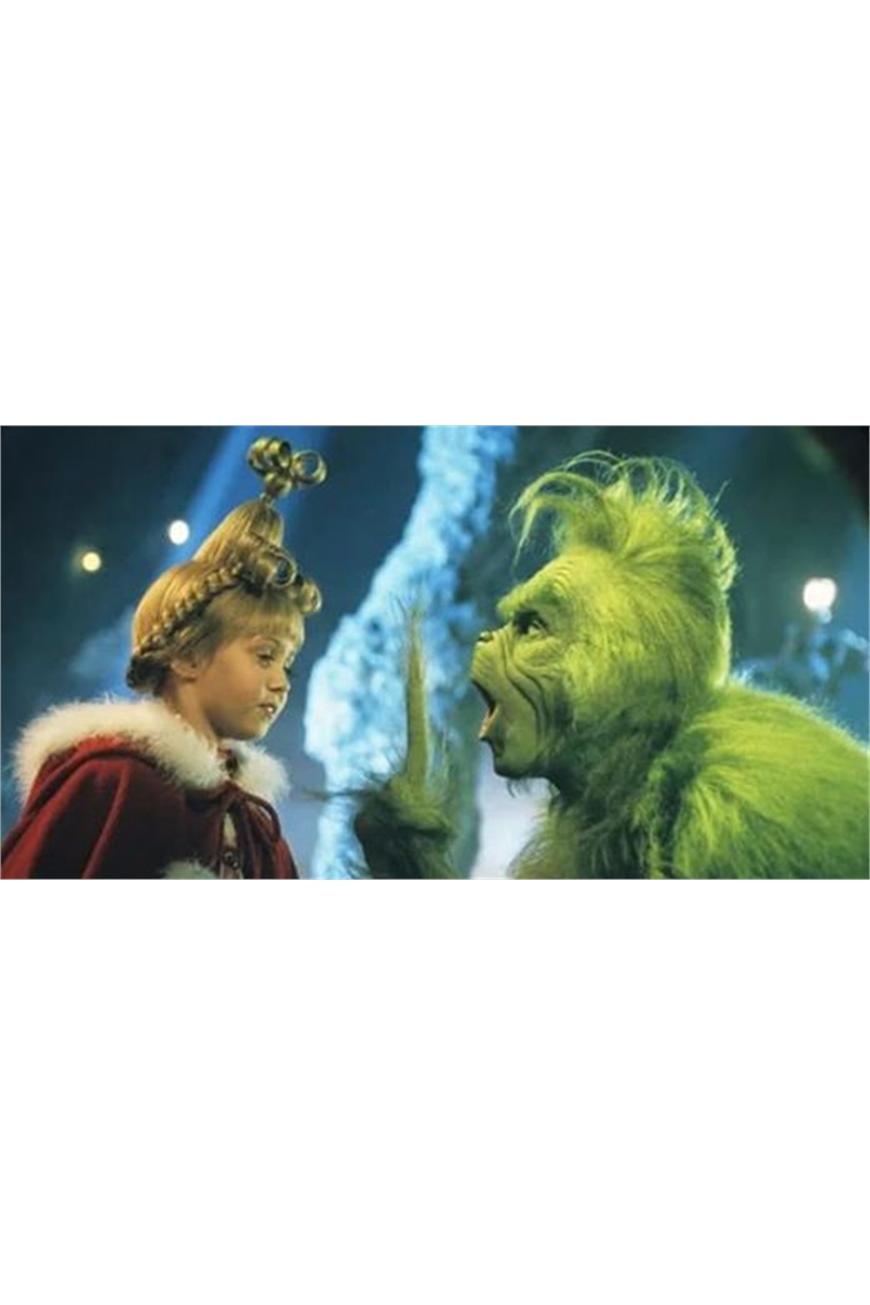Film Society: Christmas Movies - The Grinch