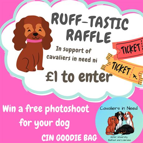 Ruff-tastic Raffle ticket deal