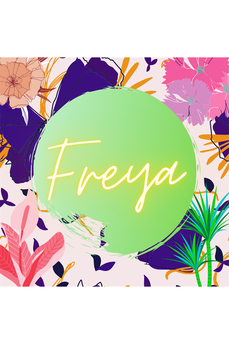 FREYA: Weekly Safe Space