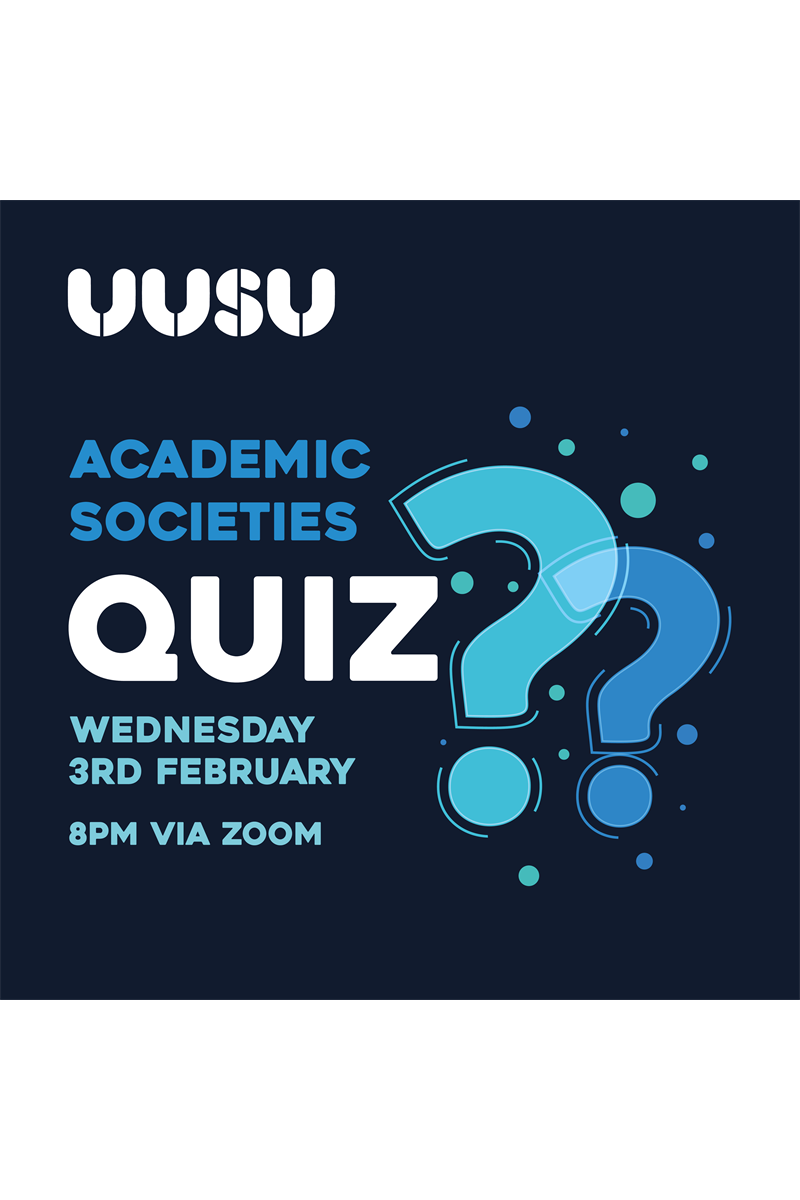 Academic Societies Quiz