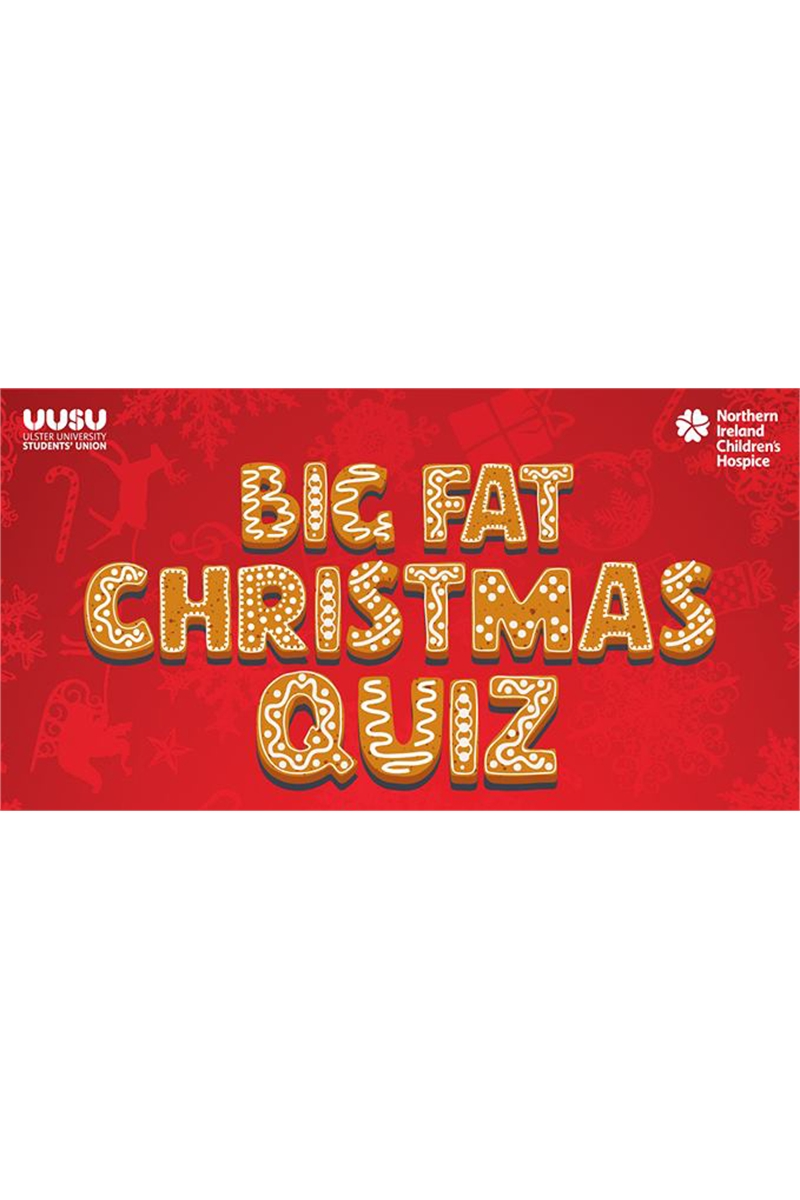 Big Fat Christmas Quiz - Magee