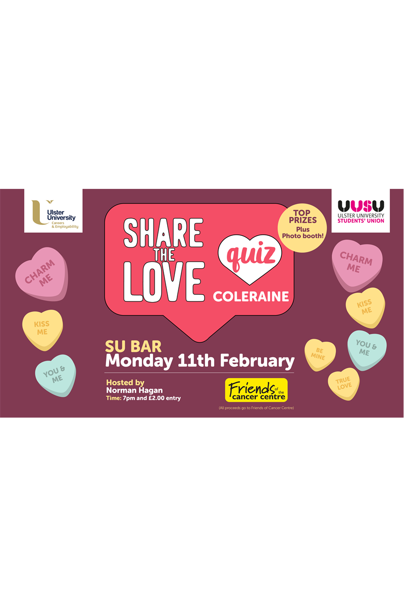 Share the Love Quiz
