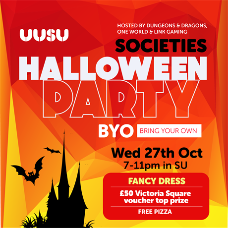 Halloween BYO Party