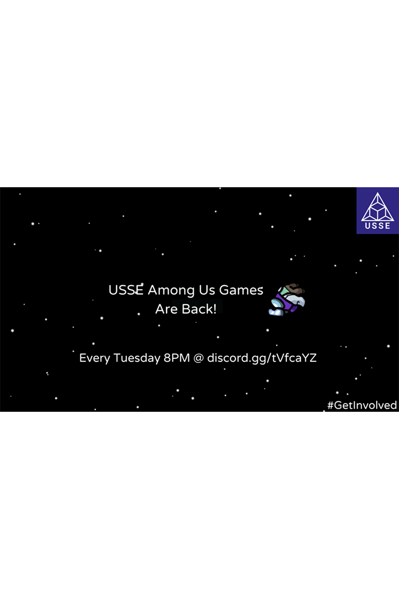 USSE- Among us games night